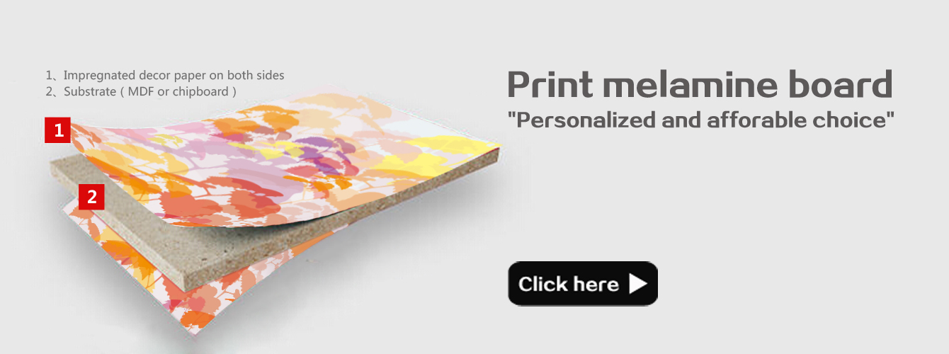 digital print melamine board