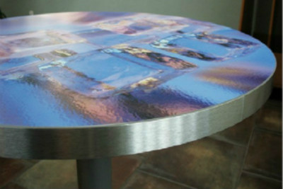digital print hpl table